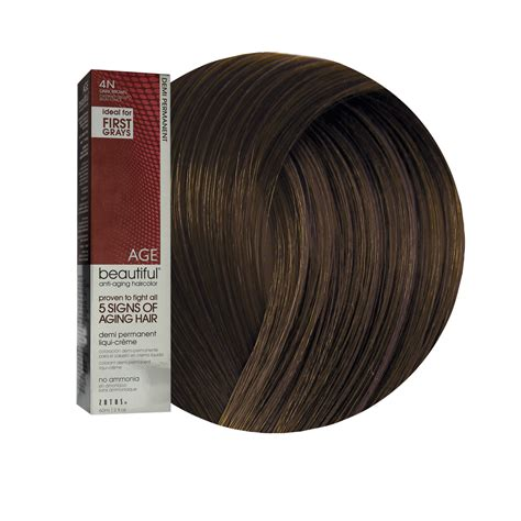 4n hair color best supplies agebeautiful anti aging demi