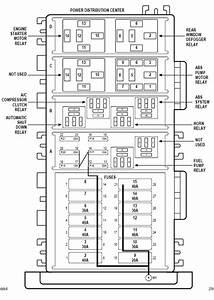 Xm 5465  2011 Jeep Liberty Fuse Box Free Diagram