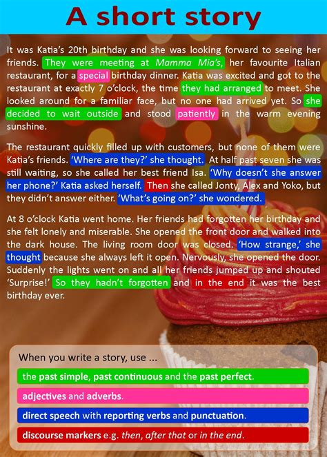 short story writing skills short stories english writing