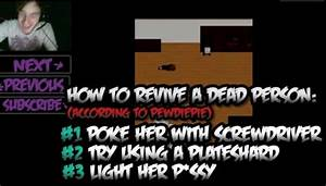 How to Revive a Dead Person