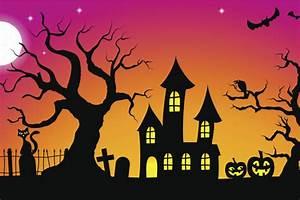 Lustige Halloween Sprüche : halloween spr che bilder ~ Frokenaadalensverden.com Haus und Dekorationen
