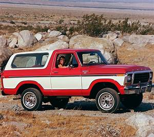 2nd Generation Bronco (1978 - 1979): Bronco Goes Bigger | Ford® Bronco History