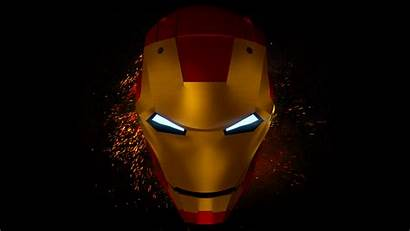 Ironman Helmet Iron Head Deviantart Blender Wallpapersin4k