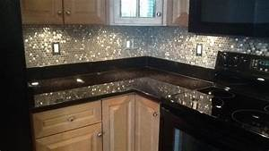 Why a penny backsplash is an unique accent in the kitchen