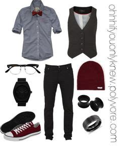Fashion/Tomboy/I want to wear on Pinterest | Blazers Suspenders and Bow Ties