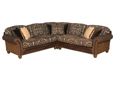 King Hickory Living Room Katherine Right Arm Facing Sofa