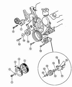1998 Plymouth Voyager Serpentine Belt Images