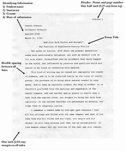 Essay Heading Mla Drug Addiction Essay Proper Essay Heading Mla  Essay Style Mla Format Essay On Teachers Day Research Proposal Essay Topics also Science Essay Ideas  How To Write An Essay For High School