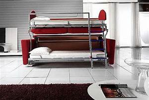 sofa converts to bunk beds voila your couch is a bunk bed With sofa to bunk bed price