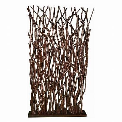 Divider Branch Twig Screen Woodlands Hayneedle Tree