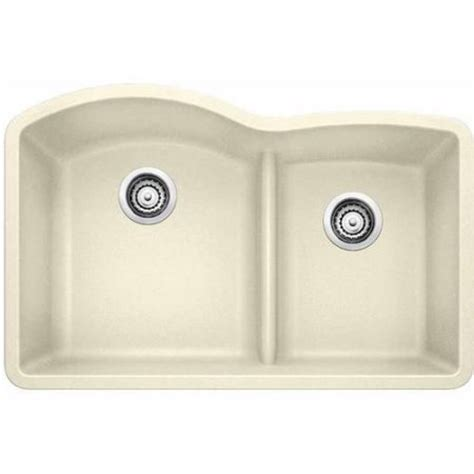 blanco 441597 32 quot x 20 875 quot basin granite