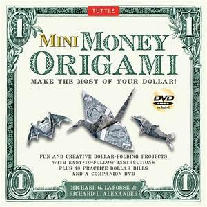 Dollar Origami Instructions  U2013 Embroidery  U0026 Origami
