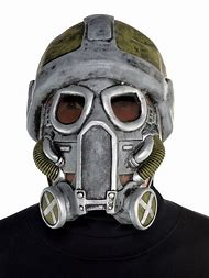gas mask halloween costume