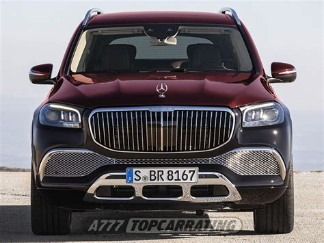 The forerunner of the modern maybach marque, the 600 grosse mercedes. 2020 Mercedes-Maybach GLS 600 4Matic (X167) - specs, photo, price, rating