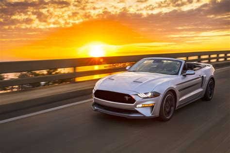 mustang adds rev matching colors  classic special