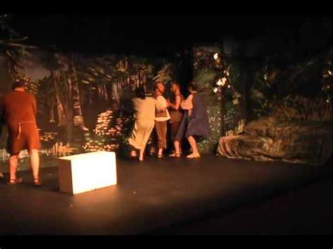 A midsummer Night's Dream Act 2, scene 2 Summary