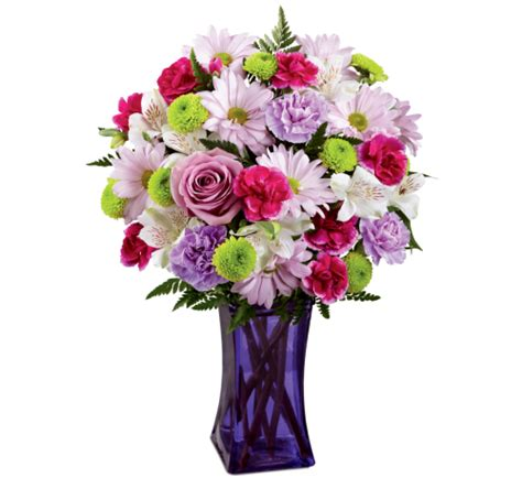 Check spelling or type a new query. FTD® Purple Pop! Bouquet #AN22FA · FTD® Anytime Flowers ...