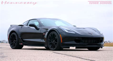 Corvette Grand Sport Hp by Hennessey S 1008 Hp Corvette Grand Sport Puts Zr1 To Shame