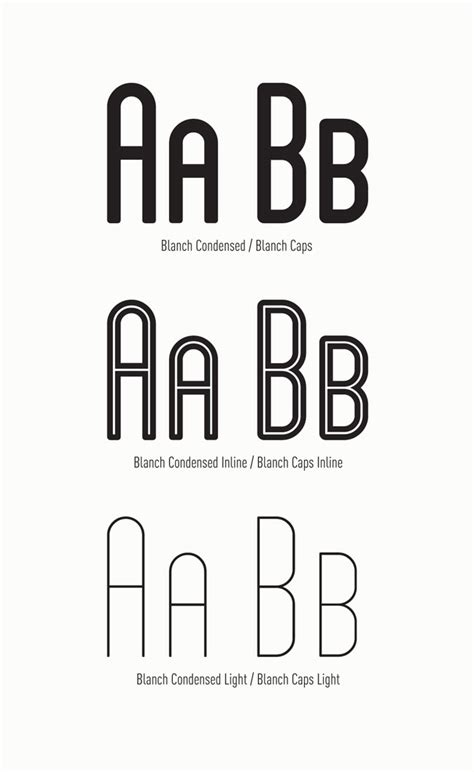 blanch font family free download david airey