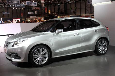 This Will Be Suzuki Baleno In 2017