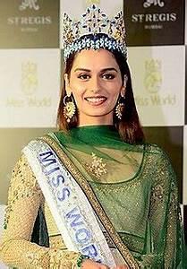 Miss World 2017 Wikipedia