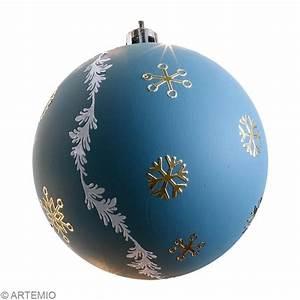 Boule De Noel Bleu : boule de noel bleu ~ Teatrodelosmanantiales.com Idées de Décoration