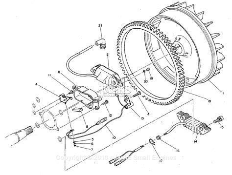 Robin Subaru Parts Diagram For Magneto With