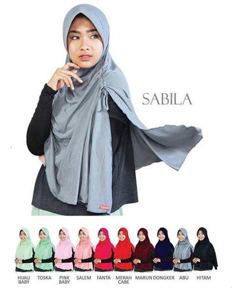 hijab syari instan remaja tutorial hijab terbaru