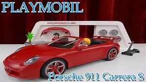 Voiture Playmobil Porsche : playmobil porsche rouge playmobil licence porsche 911 carrera s voiture sport la porsche 911 ~ Melissatoandfro.com Idées de Décoration