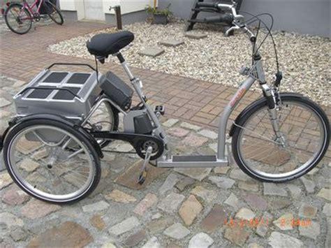 elektro dreirad für erwachsene test dreirad f 252 r erwachsene elektro gebraucht ersatzteile zu dem fahrrad