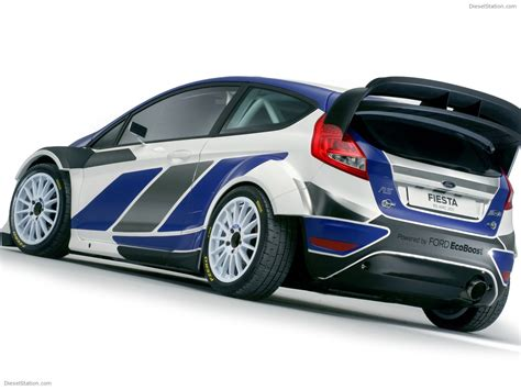Ford Fiesta Rs Wrc 2018 Exotic Car Image 04 Of 28