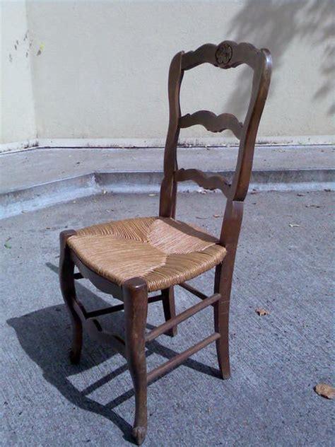 chaise paillée chaise en paille pas cher 28 images chaise en paille