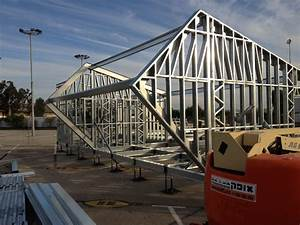 metal frame construction house - Google Search | cottage ...