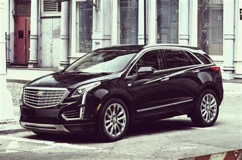 2018 Cadillac Xt4  Platform, Engine, Release Date, Photos