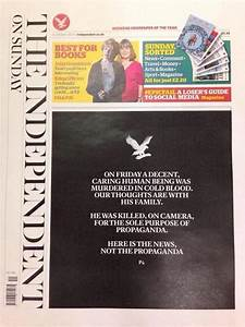 Tomorrow's front page of The Independent on Sunday (UK ...