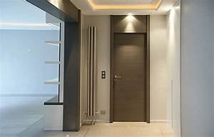 Porte D Intérieur Sur Mesure : bomport fabricant de portes contemporaines design ~ Edinachiropracticcenter.com Idées de Décoration