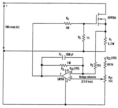 circuit diagram variable resistor 28 images the