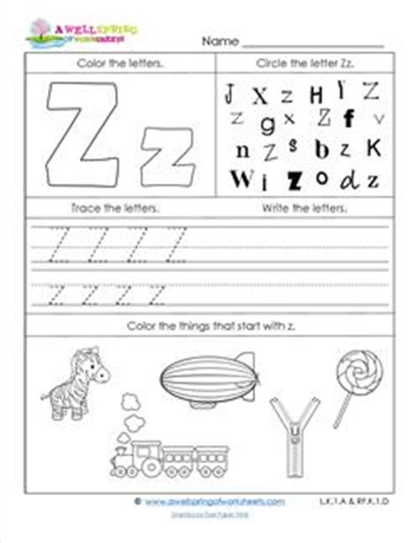 abc worksheets letter t alphabet worksheets a wellspring abc worksheets letter z alphabet worksheets a wellspring 30129