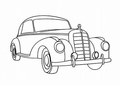 Coloring Pages Drawing Chevy Line 57 Cars