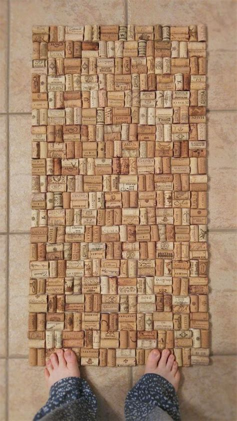Wine Cork Doormat by The World S Catalog Of Ideas