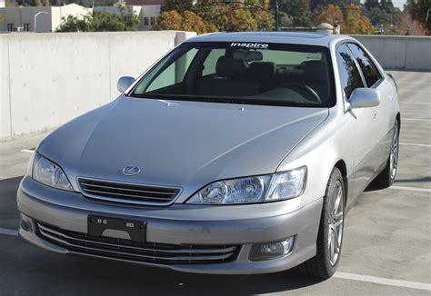 toyota lexus 2000 2001 lexus es300 toyota windom walkaround exterior