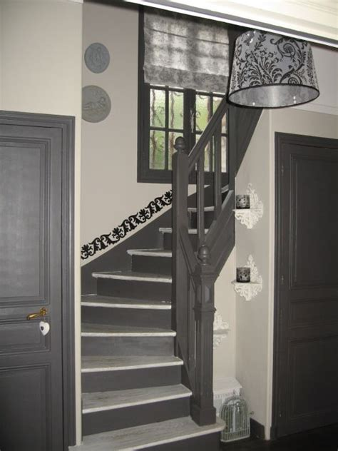 idee deco cage escalier entree deco cage escalier cage