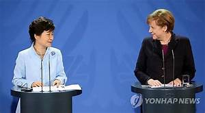 (2nd LD) Park wins Germany's promise to provide support ...