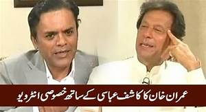 Off The Record (Imran Khan Exclusive Interview with Kashif ...