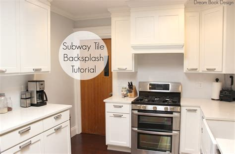 how to do kitchen backsplash easy diy subway tile backsplash tutorial book design