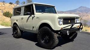 1968 International Scout 800  Bronco  Suv  4x4  Jeep For