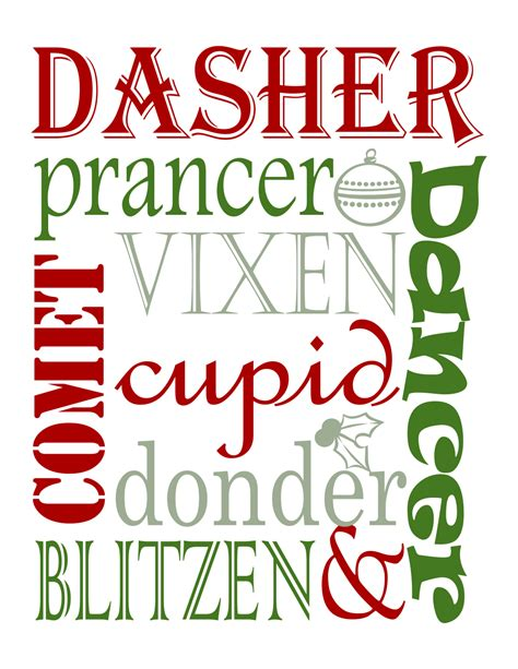 Pretty Penny Words For Wednesday Christmas Printables