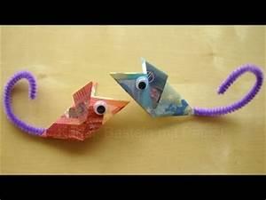 Wie Fängt Man Eine Maus : origami origami babyschuhe aus papier falten bastelanleitung geldschein falten maus maus mit ~ Markanthonyermac.com Haus und Dekorationen