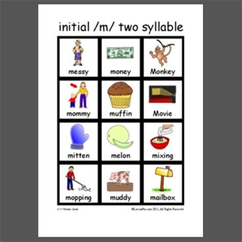 initial   syllable