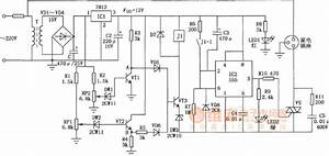 Multi-function Household Electrical Appliances Protection Circuit Diagram